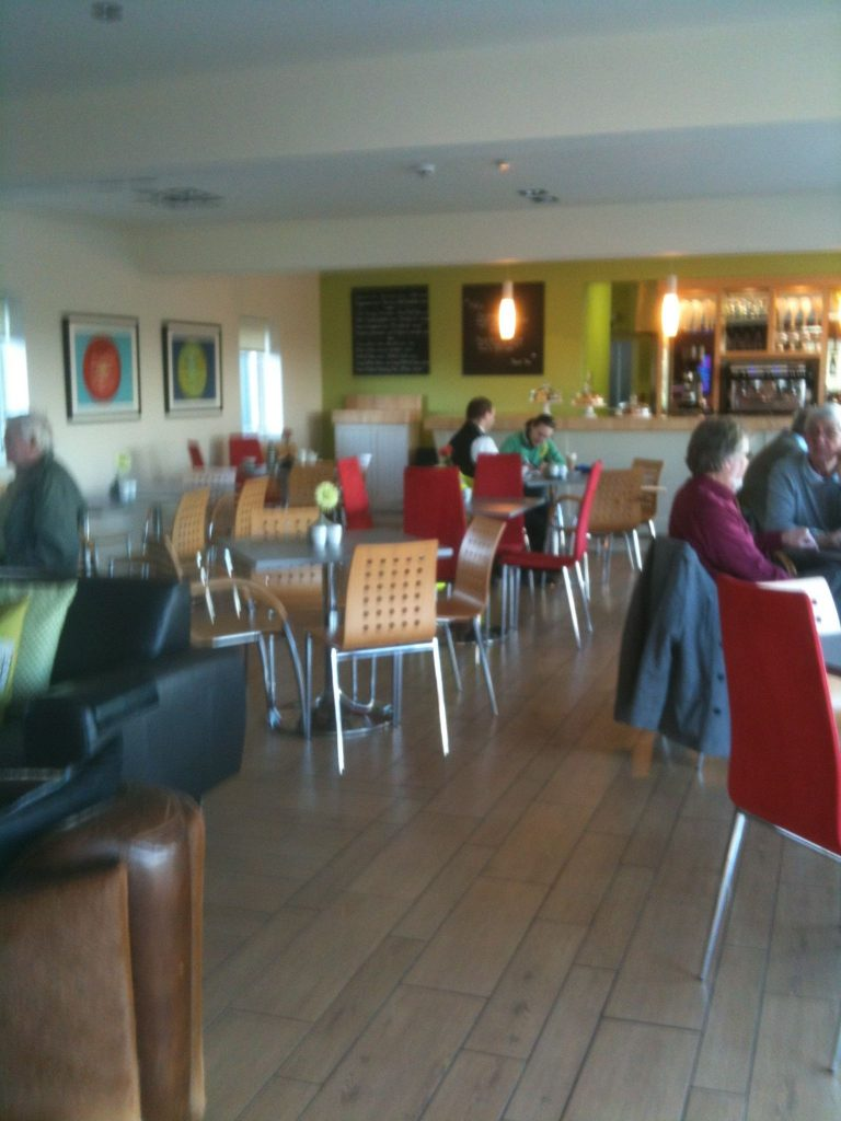 Apron Cafe, Gamston