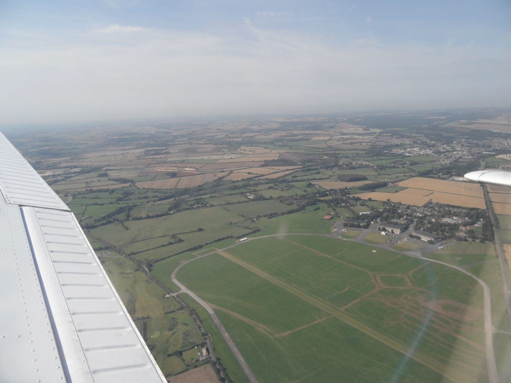 South Cerney airfield