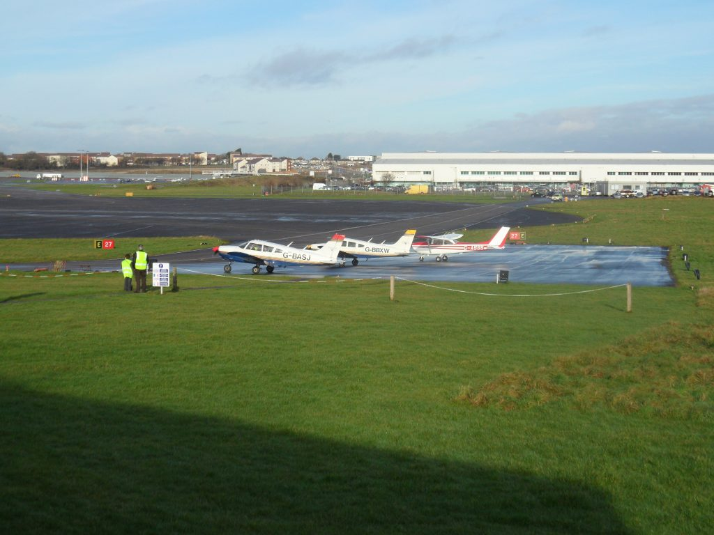 BAC Fleet at Filton