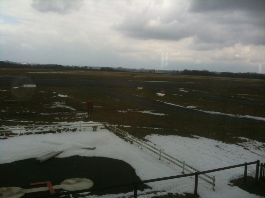 Leicester Airport View