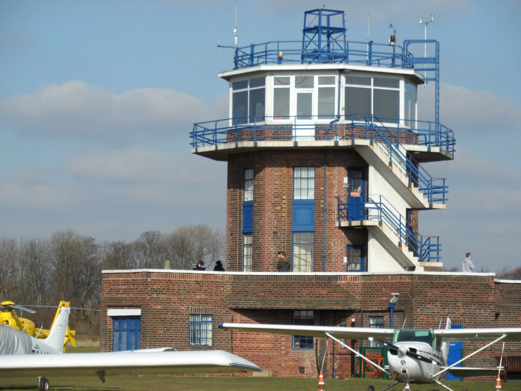 Barton Control Tower