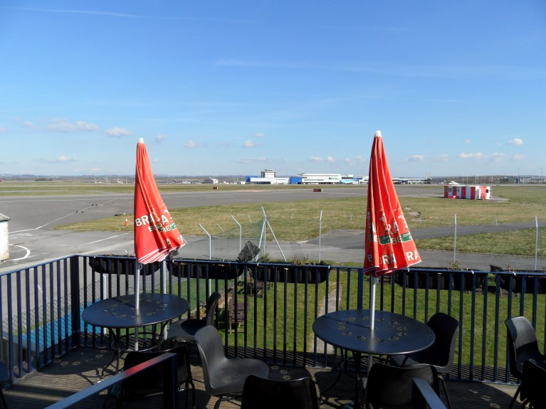 Roose Cafe, Cardiff Airport