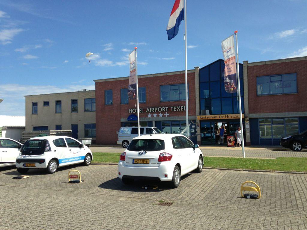 Texel airport hotel