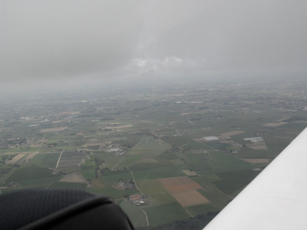 Belgium lower cloudbase
