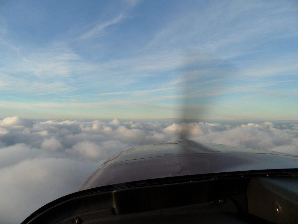 FL45 on top over the channel