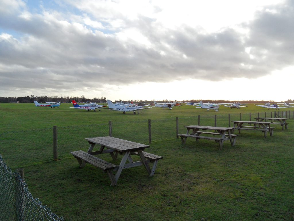 Denham Airfield