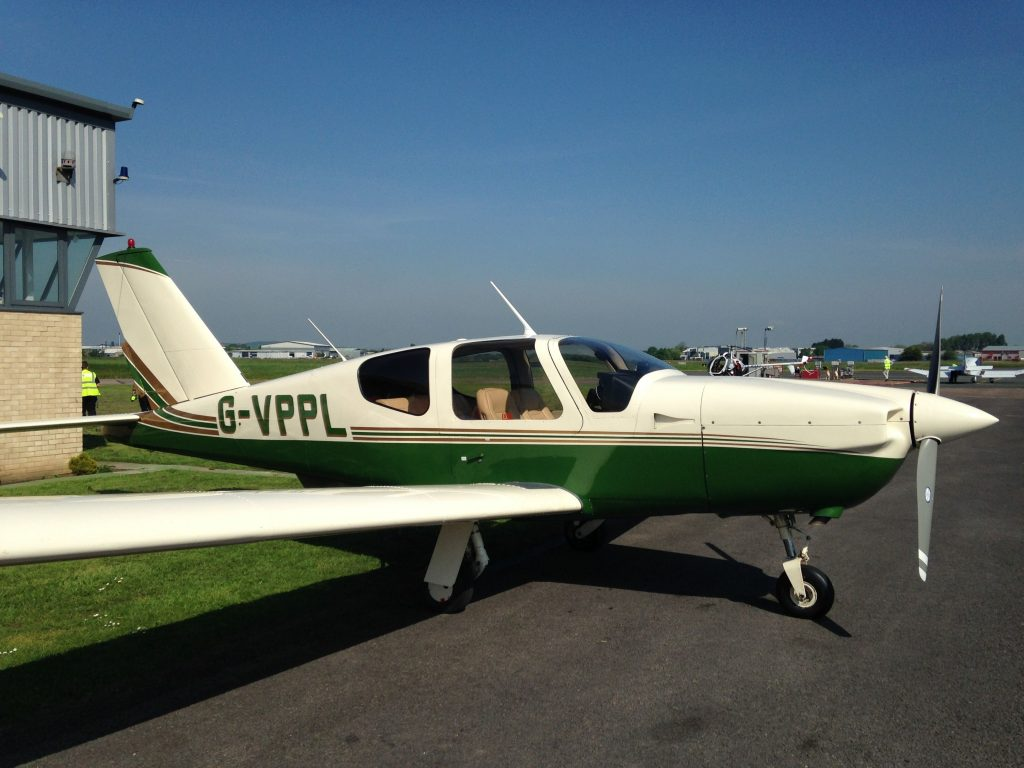 G-VPPL Socato TB20 training aircraft