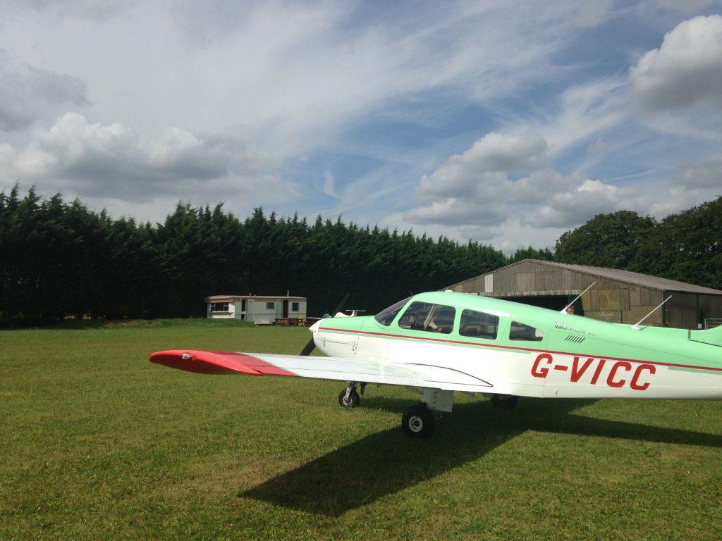 Garston Farm Airfield