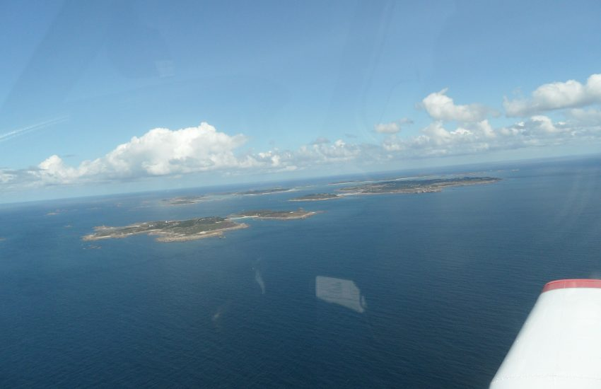 Scilly islands