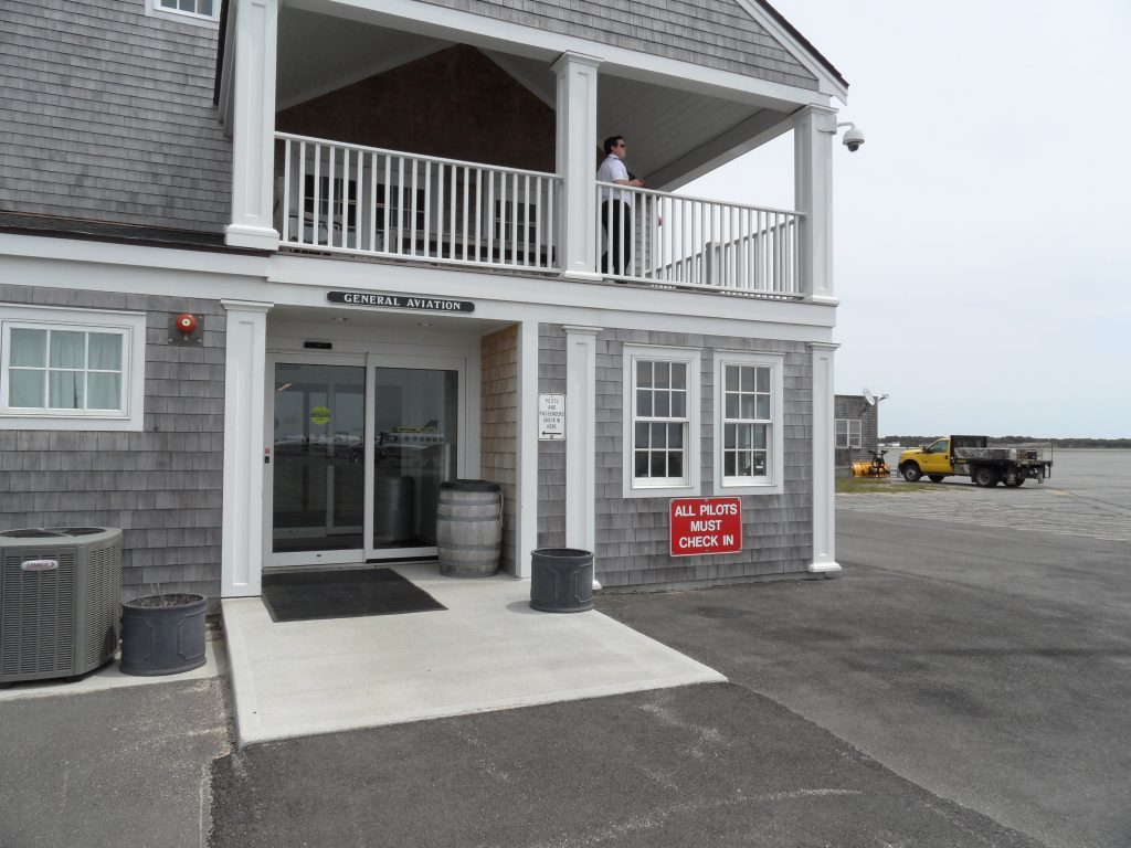 GA Terminal at Nantucket