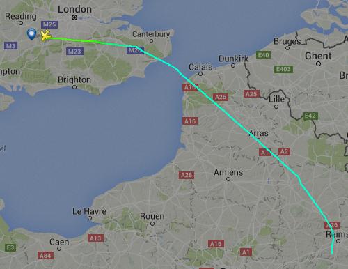 Flightaware outbound