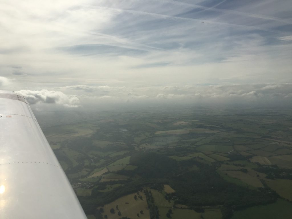 VFR conditions