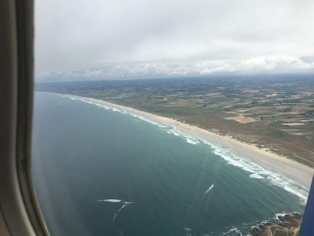 Plenty of empty beaches