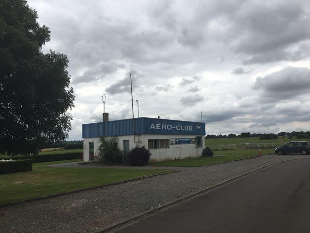 Flers Aeroclub office