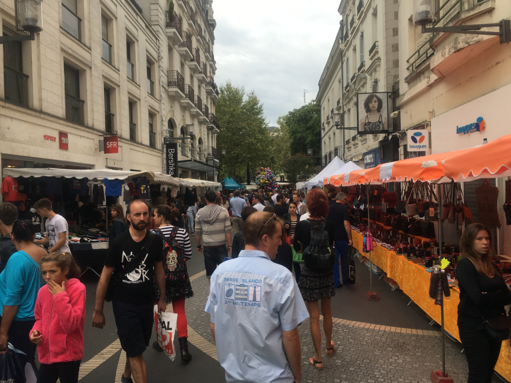 Braderie - Street Market and Fair