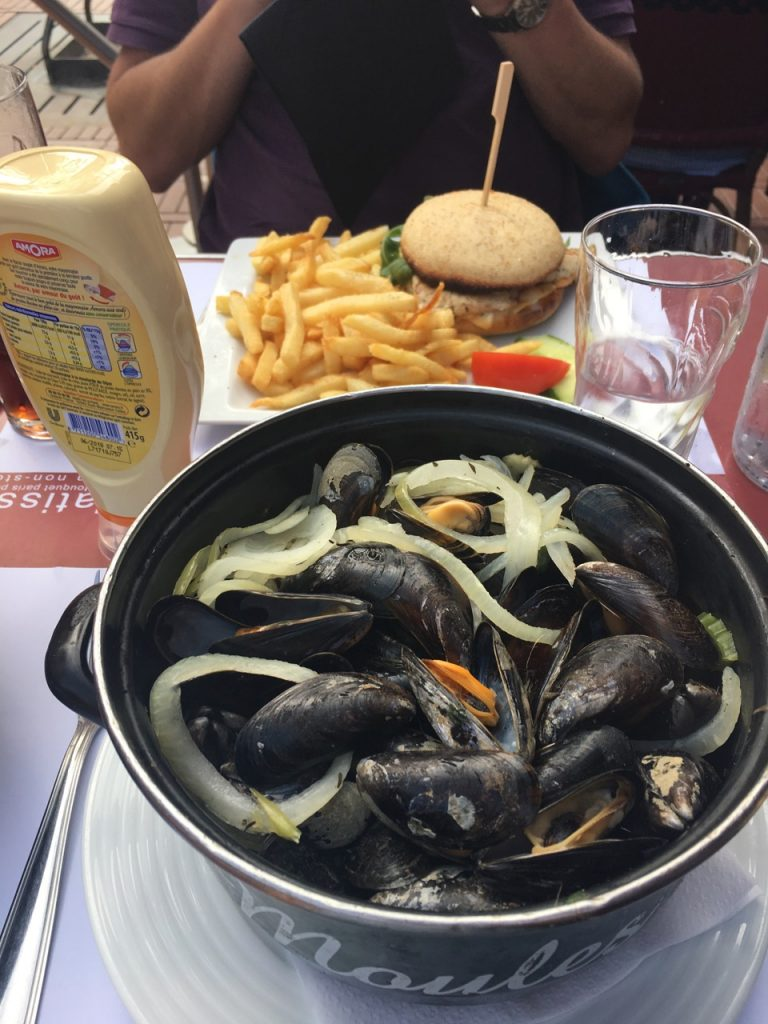 Le Touquet Moules